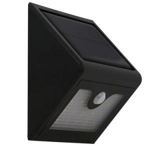 屋外の通りのためのLEDの太陽センサーの壁ライト