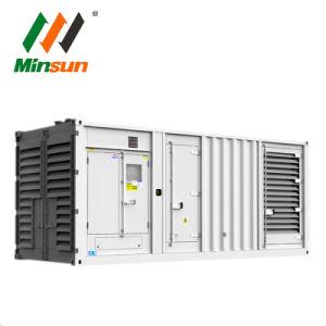 Behälter-Typ 1000kVA 800kw Cummins Dieselenergien-Generator