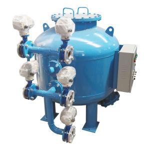 Dia1.6m rápido sistema de filtro de arena para eliminar los sólidos suspendidos