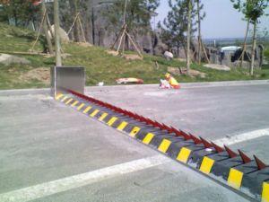 Защитный барьер безопасности дорожного движения убийцы прокола блокировать дорогу шпилька SA9000 (фиксированный)