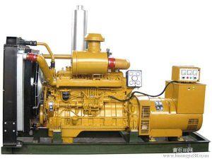 150 kVA Groupe électrogène diesel électrique avec moteur Shangchai
