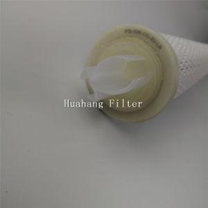 Het polypropyleen plooide Synthetische Elementen vervangt PECOFacet Industriële filter ps-336-CC-20-pond