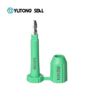 Ytbs 602 ISO PAS 17712 dans des conteneurs scellés mécaniques verrouiller