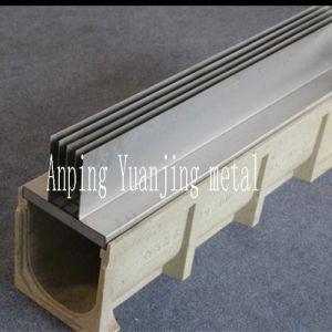 Крышка Sloting траншеи для дренажа и соединения на массу для установки вне помещений