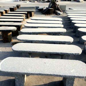 熱い販売の屋外の庭の装飾および装飾のための石造りの切り分けるおよび彫刻の石造りのベンチの石の腰掛け