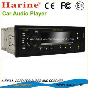 Bus simplificado Digital coche reproductor de audio MP3.