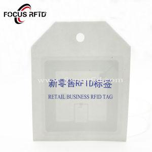 O UHF RFID Hf Cola NFC Etiqueta de Retalho não tripulados para Supermercado