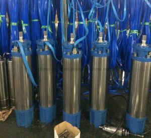 6SP60-16 Sumergible domésticos pozo profundo bomba de agua