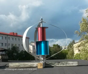 Windkraftanlage und Generatorgrid-Tied Systempaket