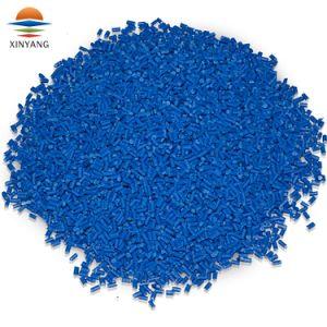 Color azul Masterbatch de cables