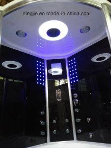 Estilo de lujo sauna de vapor y ducha de vapor (935)