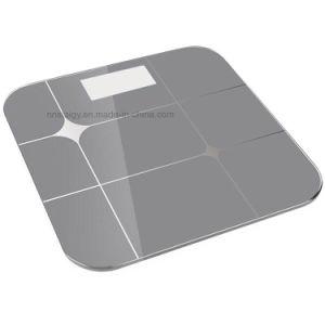 Balance de cuisine numérique Échelle de la diète alimentaire verre trempé de pesée