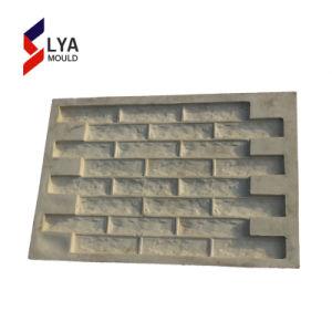 De Vormen van de Steen van het Vernisje van het silicone voor Decoratieve Muur