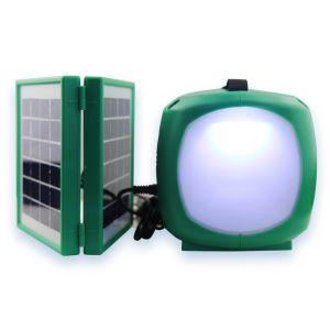 Elektrizität LED-0 vermeidet Nagel-wasserdichtes kampierendes Solarlicht