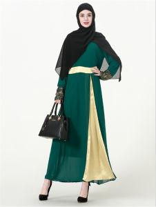 형식 여자의 이슬람교도를 위한 시퐁 Abaya 복장