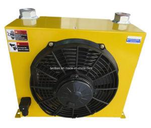 版のひれファン熱交換器が付いているアルミニウム油圧オイルクーラー