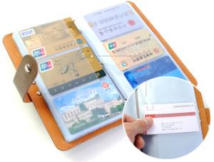 Het Album van de Zegel van het Leer van de douane, het Frame dat van de Foto van het Document, de Albums van de Foto, CD Houder, Houten Frame, Kaart Album (005) verzamelt