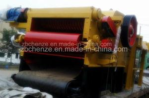 10-15tons/H de Uitvoerige Ontvezelmachine van de Maalmachine van de Biomassa
