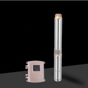 Banheira de raios solares bombas de água de poço fundo submersíveis Bomba Agricultura