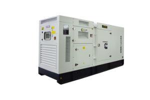 Le silence de 375kVA Groupe électrogène diesel Cummins de puissance avec la norme ISO Ce