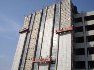 Mejor Vender la plataforma de trabajo de la serie Zlp Fabricante China suspende cuna