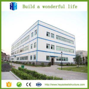 Diseño en la construcción de almacén taller de la estructura de acero prefabricados arrojar Edificio comercial