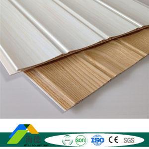 250mm 폭 Zhejiang 중국 DC-264에 있는 PVC에 의하여 박판으로 만들어지는 위원회 PVC 벽면