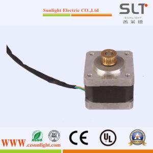 3.8V híbrida de 0,9 grados el motor de pasos