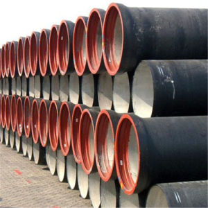 Eisen-Rohr-Verkauf der Kategorien-K9 duktiler 4 Zoll-Rohrfittings