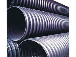電気通信ケーブルの保護のためのHDPEカーボン螺線形の管