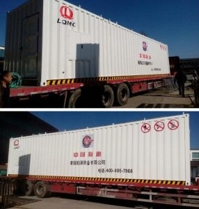 携帯用キャンプのための耐圧防爆移動式給油所