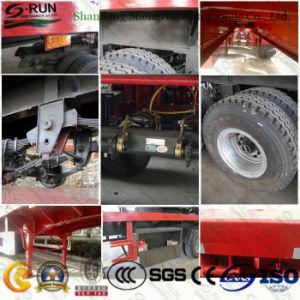Litri cinesi del serbatoio di acqua dei fornitori 6000 - 20000 di rimorchio del camion