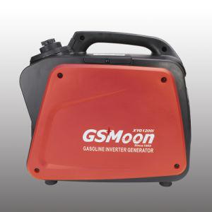 Generador de gasolina de 1,2 Kw de potencia de evaluador