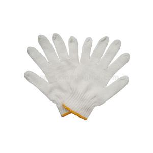 gants tricotés industriels du coton 10g pour la main