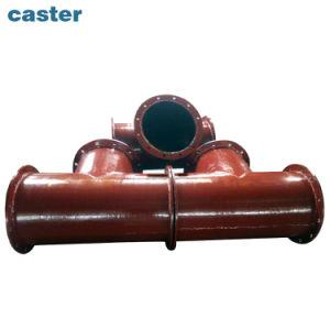 Tubo d'acciaio resistente d'affioramento dell'abrasione resistente all'uso del tubo