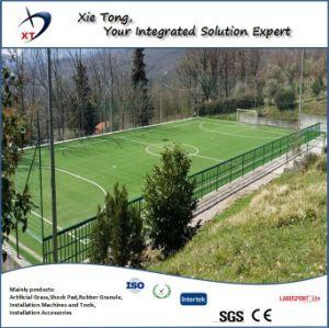 テニスコートの溶接された網の塀