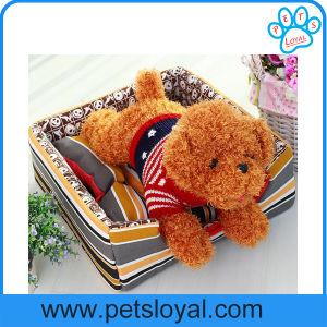 Nettes kleines Haus-Bett für Haustier-Hundewelpen