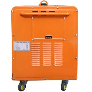 gruppo elettrogeno diesel portatile del grande serbatoio di combustibile 5kw