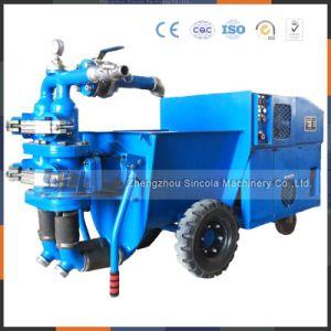Maintenance conveniente Slurry/Mortar Pump per Building