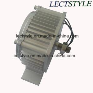 12V 800W Motor van de Turbine van de Wind van de Generator van de Magneet van gelijkstroom de Permanente voor Land of Marien Gebruik