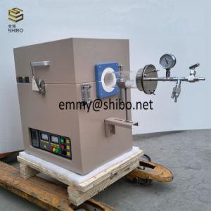 Fornace della valvola elettronica Tube-1200, fornace di laboratorio del tubo di trattamento termico