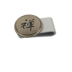 Clip promozionali del cappello del metallo degli accessori di golf dei regali