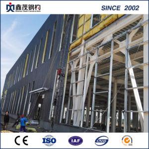 Instalación rápida económica Estructura de acero prefabricados Taller casa prefabricada