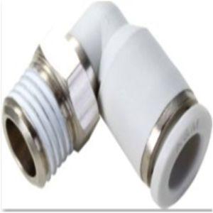 Gpl codo macho conector neumático Quick Connect