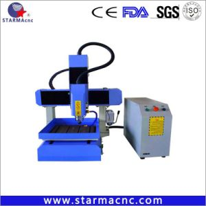 Macchina per incidere del router di CNC di Jinan 3D per plastica acrilica di legno di alluminio