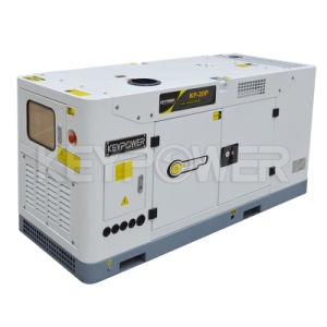 Stille Diesel Genset 16kVA met Alternator Keypower
