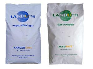 Éter de celulose HPMC Construção Roçando cubra a mistura de produtos químicos