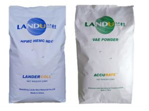 Mescolanza del cappotto della schiuma della costruzione dei prodotti chimici dell'etere HPMC (Mhpc) della cellulosa
