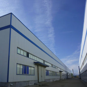 Новое здание в открытую террасу с заданным профилем оцинкованной стали цвета листа крыши