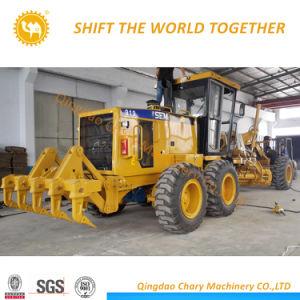 China Construction máquina niveladora a motor pequeño para la venta